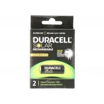 Pile rechargeable Duracell Solar Rechargeable Batteries BL14430-400