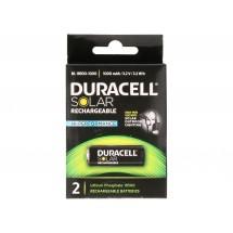 Pile rechargeable Duracell Solar Rechargeable Batteries BL18500-1000