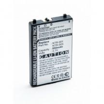 Batterie console de jeux Nintendo 3.7V 850mAh