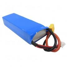 Batterie modelisme LiPo 25C 3S1p 11.1V 2200mAh