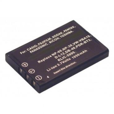 Batterie appareil photo pour Fujifilm NP-60