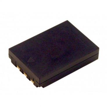 Batterie appareil photo pour Olympus LI-10B, LI-12B