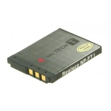 Batterie appareil photo pour Sony NP-FT1