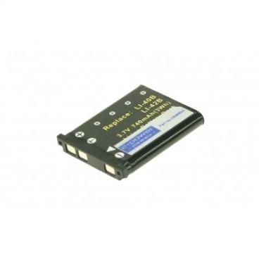 Batterie appareil photo pour Olympus LI-42B