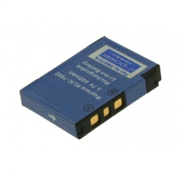 Batterie appareil photo pour Kodak KLIC-7002
