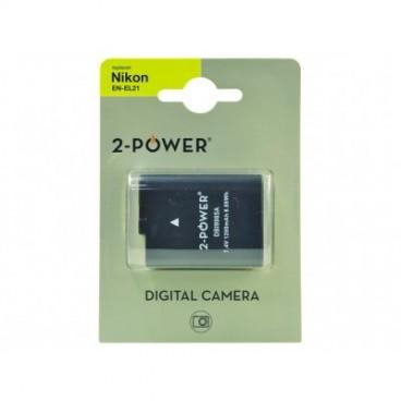 Batterie appareil photo pour Nikon EN-EL21