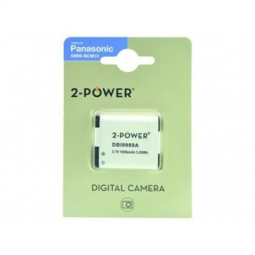 Batterie appareil photo pour Panasonic DMW-BCM13