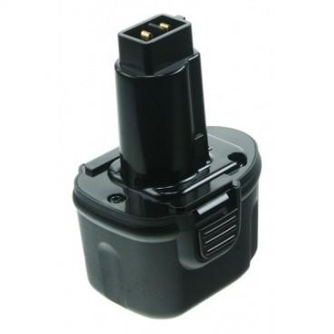 Batterie outillage éléctroportatif pour Dewalt DE9057