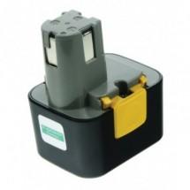 Batterie outillage éléctroportatif pour Panasonic EY9168