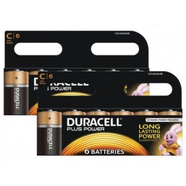 Pile Duracell Type C Pack de 12